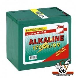 Pila alcalina 9v 170Ah