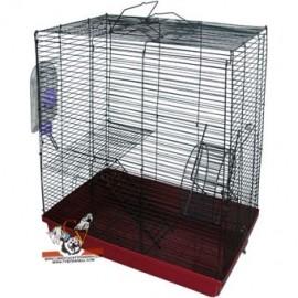 Jaula alta para roedores