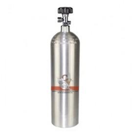 Botella Aluminio CO2 grande (3 L)