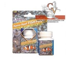 Comida para peces Nano Reef