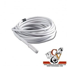 Cable calentador para terrario o insectario