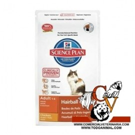 Hill's Sience Plan Feline Adult Hairball Control
