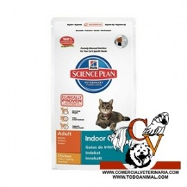 Hill's Sience Plan Feline Adult Indoor
