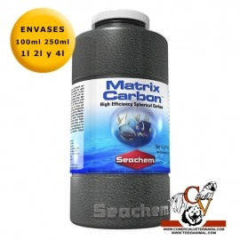 Seachem Matrix Carbón 250ml.