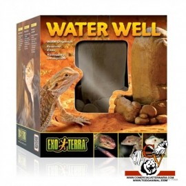 Bebedero Water Well 250 ml EXOTERRA