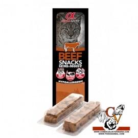 ALPHA SPIRIT snack de buey gato